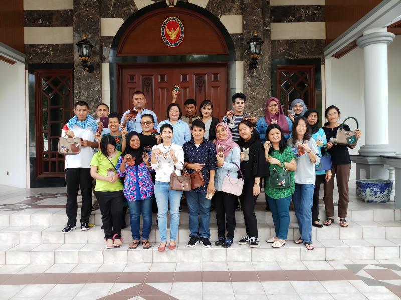 สนร.บรูไน จัดโครงการฝึกอาชีพเพื่อเพิ่มรายได้แก่แรงงานไทยในบรูไน